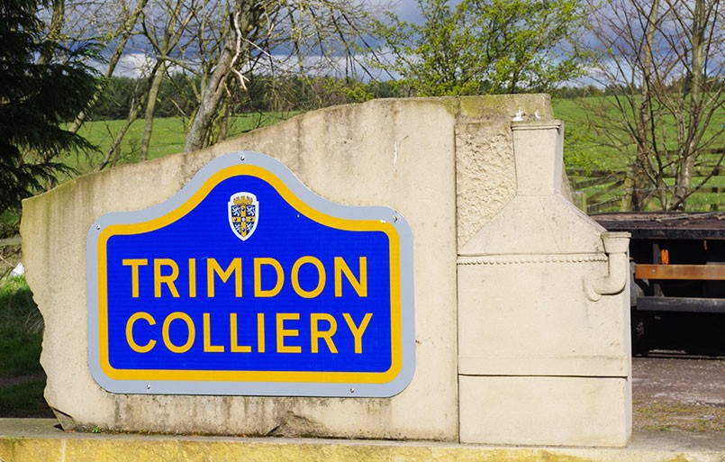 Trimdon Colliery